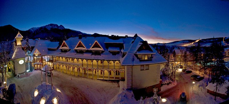 Hotel belvedere resort spa zakopane for Hotels zakopane